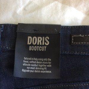 Diesel Doris bootcut jeans. NWT.